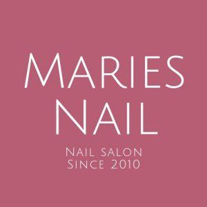 2Maries Nail Salon ロゴ